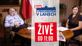 Pořad S prezidentem v Lánech se v neděli 10. ledna vrací ve 22. vydání. S moderátorkou Verou Renovicou