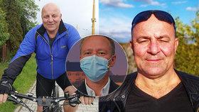 Ředitel jihlavského dětského domova Radek Vovsík zemřel ve věku 54 let. Zavzpomínal na něj i jeho kolega z ODS a hejtman Vítězslav Schrek (v kroužku).
