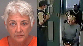 Christina Reszetarová byla obviněna z týrání čtyř dětí.
