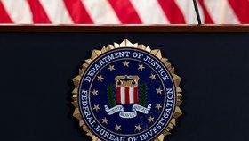 FBI otevřela 160 případů, které se týkají útoku na americký Kapitol (12. 1. 2021).