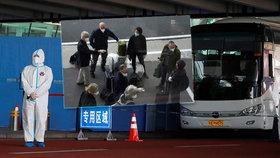 Do Wu-chanu dorazili experti WHO, budou pátrat po původu viru