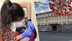 V Nemocnici Na Františku na Praze 1 vznikne očkovací centrum.