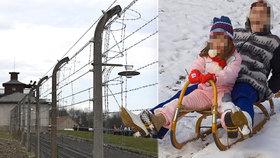 Sáňkování přímo v koncentračním táboře Buchenwald: Památník šokuje bezohlednost návštěvníků (Ilustrační foto)