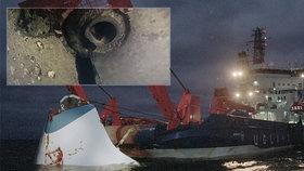 Zjistil filmař Henrik Evertsson, proč se potopil trajekt Estonia?