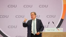 Armin Laschet, nový šéf CDU