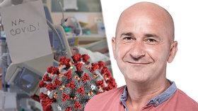 Neurolog Juraj Serafin z Třince říká, že ztráta paměti po prodělaném koronaviru se u pacientů objevuje.
