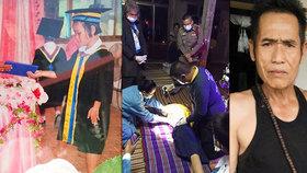 Školačku (†11) měl znásilnit její děda. Otěhotněla a kvůli zdravotním komplikacím zemřela.
