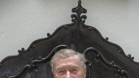 Zemřel potomek známého šlechtického rodu Zdeněk Sternberg
