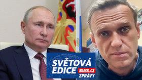 Co cítí Putin k Navalnému?