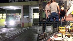 Otec tří dětí zahynul při práci s autogenem v Podpolianských strojírnách na středním Slovensku.