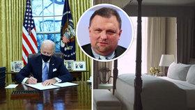 Výměna v Bílém domě