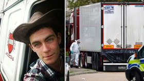V kamionu smrti zemřelo 39 lidí: Soud uložil pašerákům lidí tresty!