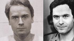 Sériový vrah Ted Bundy.