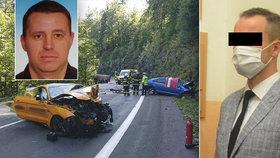 Viník tragické srážky u Špindlerova Mlýna se odvolal. Při nehodě zemřel generál Milan Jakubů