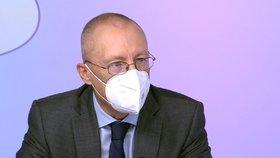 Aleksi Šedo na ministerstvu zdravotnictví skončil jako náměstek pro zdravotní péči