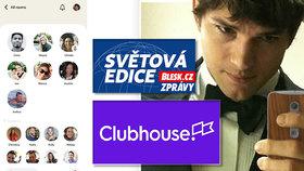 Ashton Kutcher je na Clubhouse.