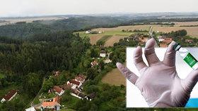 Zblovice, ležící kousek od hradu Bítova a Vranova nad Dyjí, jsou jedním z nejodlehlejších koutů ČR. Žádný ze zdejších obyvatel se zatím nenakazil koronavirem.