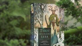 Láká vás tajemno? Pak je pravý čas vstoupit do světa mýtů, šamanů, zvířat a dalších bytostí. Nechat se vést Tarotem divokého lesa, kde přebývá moudrost...