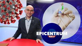 Ministr zdravotnictví Jan Blatný (za ANO) v pořadu Epicentrum Blesk Zpráv (3. 2. 2021)