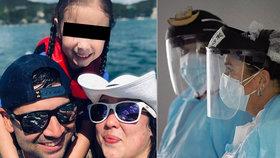 Tragédie v Texasu: Devítiletá Makenzie zemřela ve spánku poté, co se u ní potvrdil koronavirus