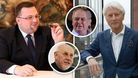 Nejasnosti kolem neudělení státního vyznamenání předsedovi Ústavního soudu Pavlu Rychetskému vysvětlují Jindřich Forejt a Ladislav Špaček.