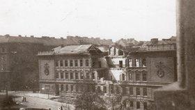 Od bombardování Prahy uplynulo 76 let. Tohle je svědectví přímého účastníka hrůz