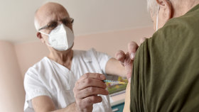 Očkování seniorů ve Zlínském kraji (18. 2. 2021)