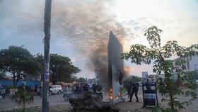 Nepokoje v Kongu