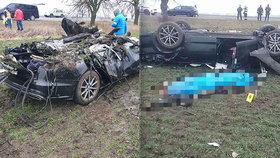 Lidé fatální nehodu, při níž zemřeli tři lidé, komentují jako hyeny.