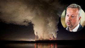 Česko se chystá žalovat Polsko kvůli uhelnému dolu. Brabec poukazuje i na vliv na životní prostředí.