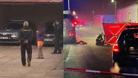 Chodce (†80) srazilo auto a ujelo. Kdo ho řídil?