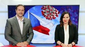 Epidemiolog Rastislav Maďar byl hostem pořadu Epicentrum