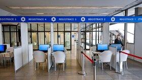 V kongresovém centru otevřela Praha nové metropolitní očkovací centrum