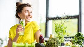 5 snadných cest k lepší kondici. Tyhle jednoduché věci pro sebe může udělat každý