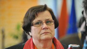 Benešová je současnou poradkyní Miloše Zemana