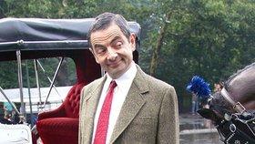 Atkinson je známý jako Mr. Bean