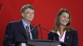 Příspěvěk byl udělen nadací Billa a Melindy Gatesových.