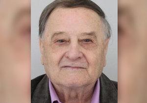 Jaroslav (83) odešel v pátek na tancovačku a zmizel: Neviděli jste ho?