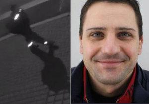 Další stopa po ztraceném Jaroslavu Čermákovi: Hasiče viděly osudnou noc kamery