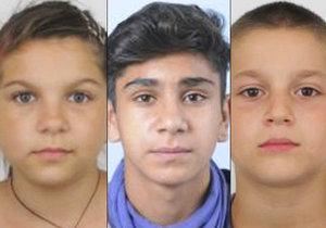 V Chrudimi zmizely tři děti! Pátrají po nich již měsíce