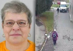 Neviděli jste Danuši (65)? Seniorka odešla z domu a zmizela, mohlo se jí něco stát
