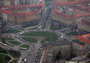 Vítězné náměstí čeká rekonstrukce: O tom, jak bude vypadat, rozhodne soutěž