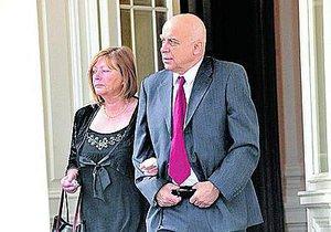 Ivan Mládek se s manželkou Evou ukazuje na veřejnosti zřídka.