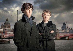 Sherlock Holmes v novém kabátu: Z historických románů A.C. Doylea se přesunul do současnosti