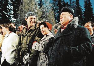 Anděl na horách (1955)