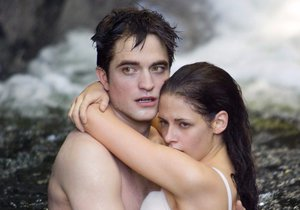 Robert ve filmu Twilight