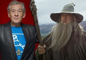 Gandalf je čaroděj i v reálném životě. Přemohl rakovinu!