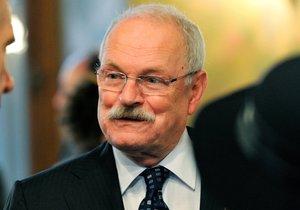 Slovenský prezident Gašparovič získal nelichotivé prvenství nejhloupější celebrity v zemi.