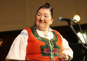 Jarmila Šuláková - zpěvačka