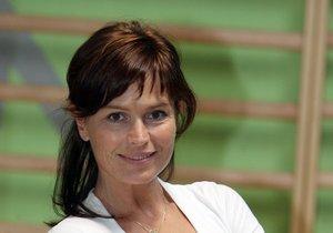 Mistryně světa v aerobiku Olga Šípková bude novou moderátorkou zpráv na TV Barrandov.